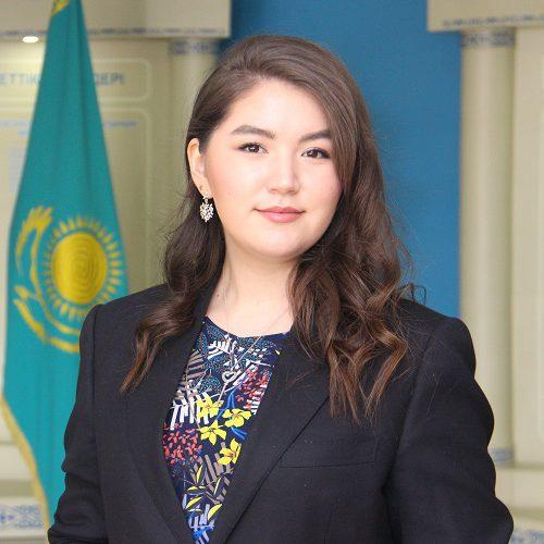 Бердыбай Багжан Азаматкызы