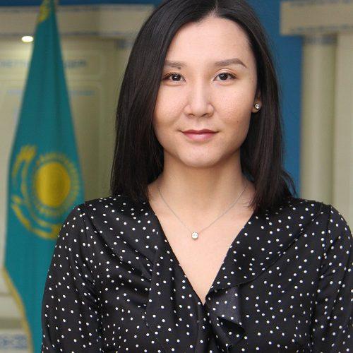 Солтангазина Сауле Ертыспаевна