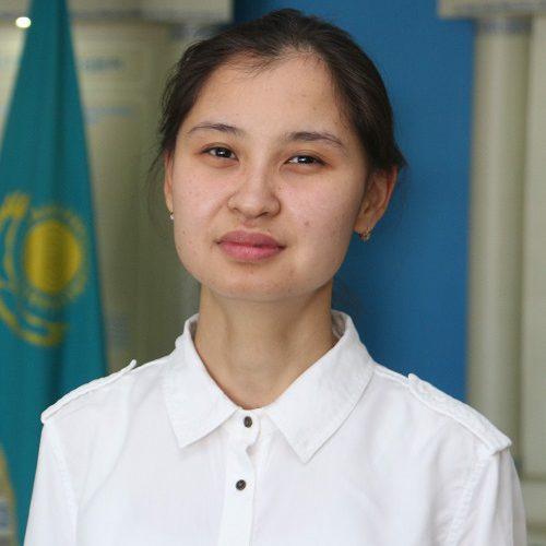 Мауова Жания Манаткалиевна