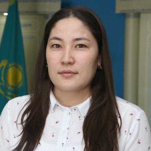 Қаймова Бахытгүл Қуанышқызы