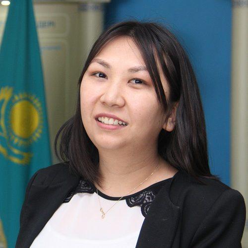 Сембекова Айнур Мейрамқызы