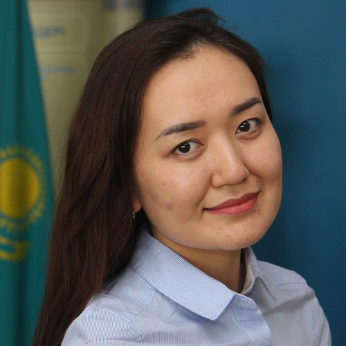 Орымбаева Айгерим Абдрахимовна