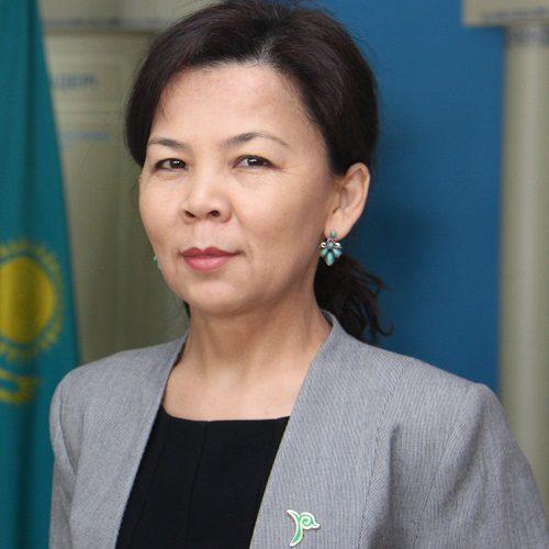 Накипбекова Гульжазира Бердибековна