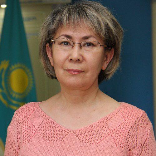 Молдабаева Эльвира Турдалиевна