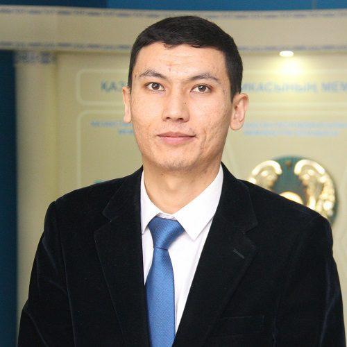 Даулетбаков Ануар Аметович