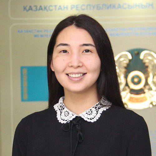 Усербаева Айжан Асхаровна