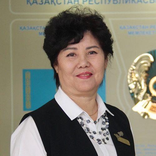 Салпынова Канм Кыдырбаевна