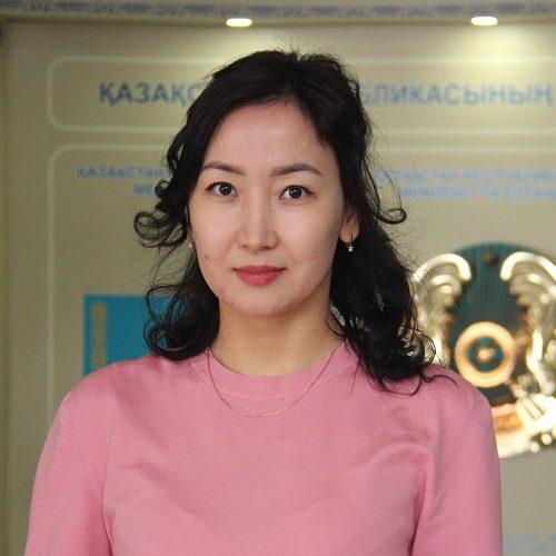 Согумбаева Асем Джасулановна