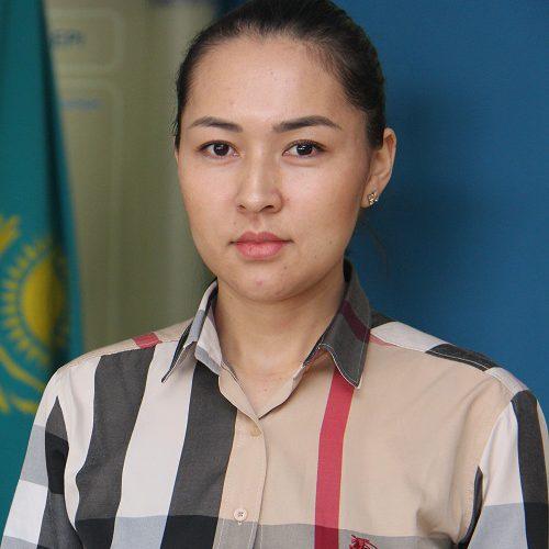 Абылғазиева Феризат Бұғыбайқызы