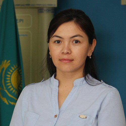 Мейрманова Әсия Өскенқызы