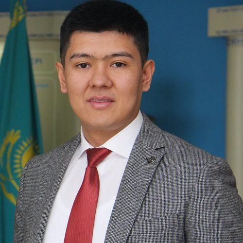 Бурханбеков Кайрат Едилбекович
