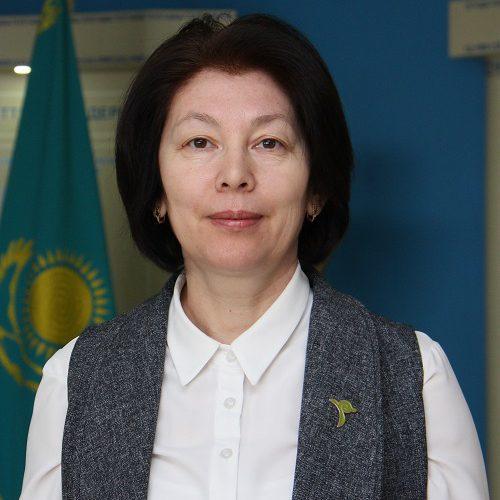 Абдрахманова Мара Кабылдиновна