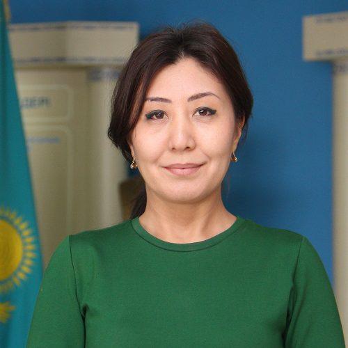 Козданбаева Майра Оралкызы