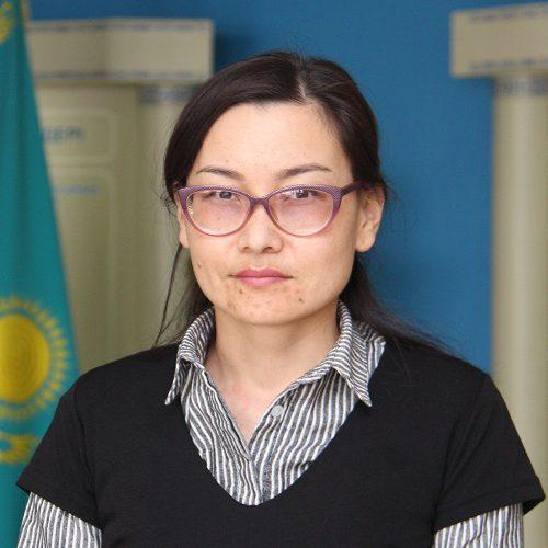 Шорабекова Улмес Батыровна