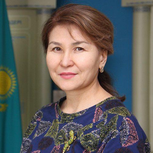 Самакова Лязат Каниевна