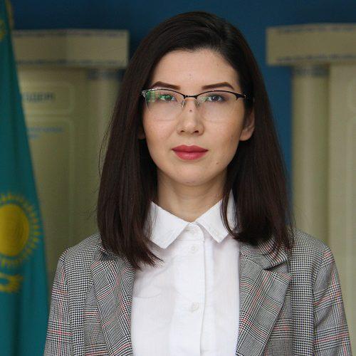 Садыгулова Айгерим Ерлановна
