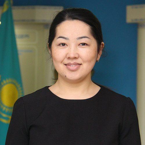 Абылгазиева Лязат Бұғыбаевна