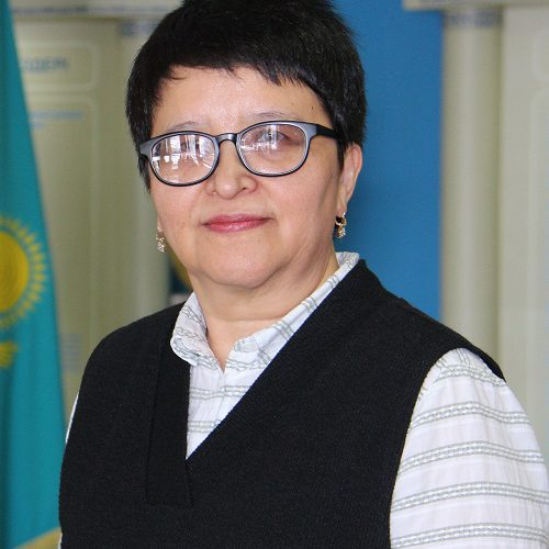 Сыдыкова Батес Кабидолдановна