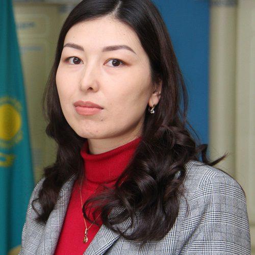 Мынбаева Айнур Сарсембаевна