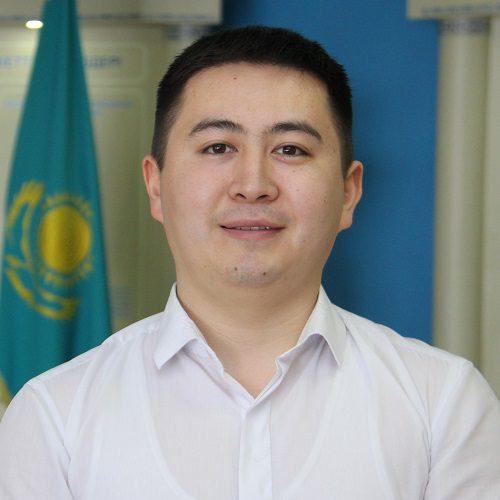 Джумагалиев Алмаз Амангельдыевич