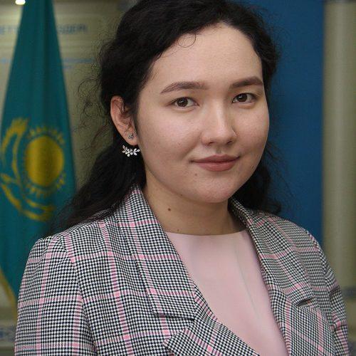 Ақылбекова Ұлмекен Молдағалиқызы