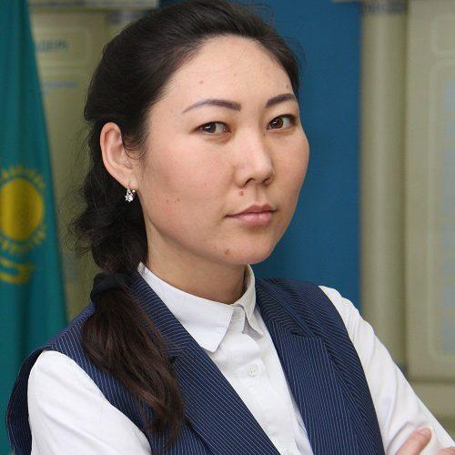 Ермухамбетова Меруерт Ахметжанқызы