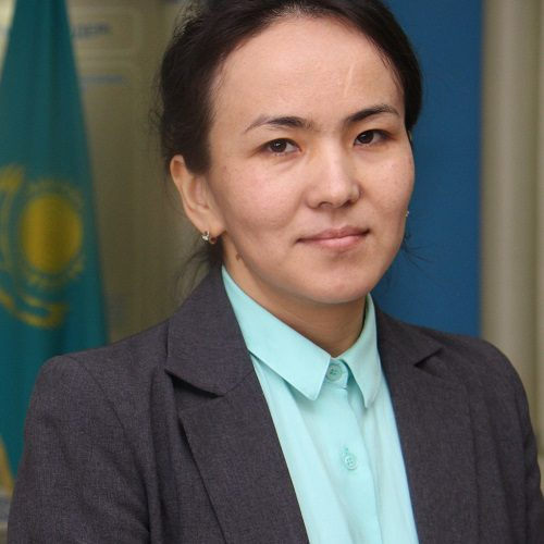 Макулбекова Анар Есенкуловна