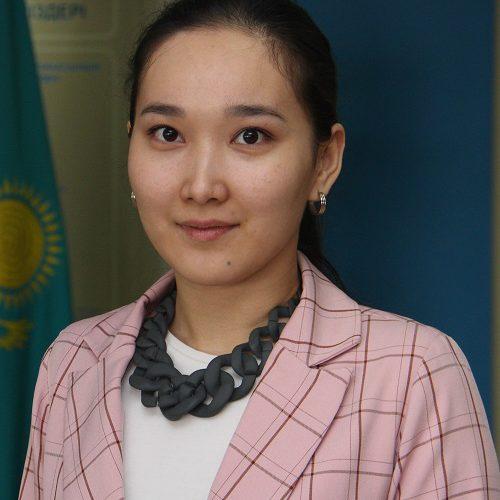 Тарыбаева Алия Жумабаевна
