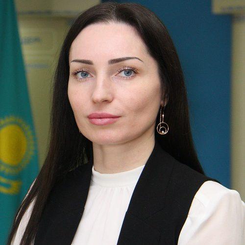 Бабаева Аза Владимировна