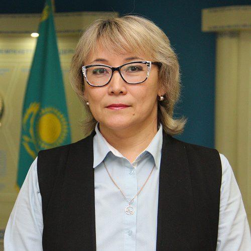 Анапинова Гульнара Бейсенбаевна