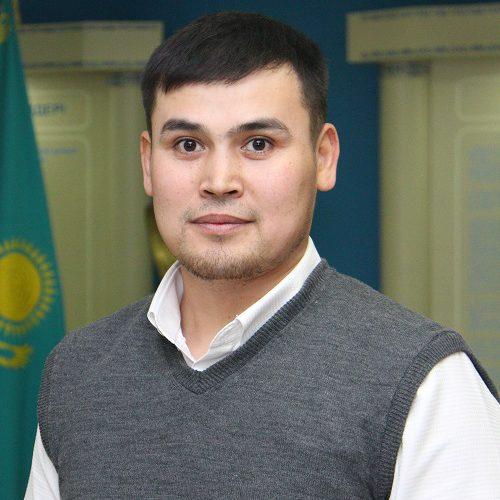 Умаров Бақтияр Мухтарканович