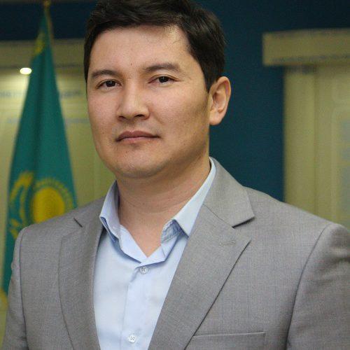 Джургабаев Берик Ерболатович