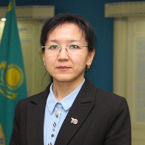 Сыздыкова Гульмира Камбаровна