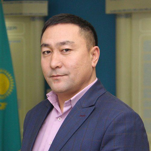 Құрман Бақытхан Құрманұлы