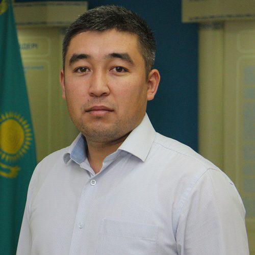 Кудашов Жандос Кенжебекұлы
