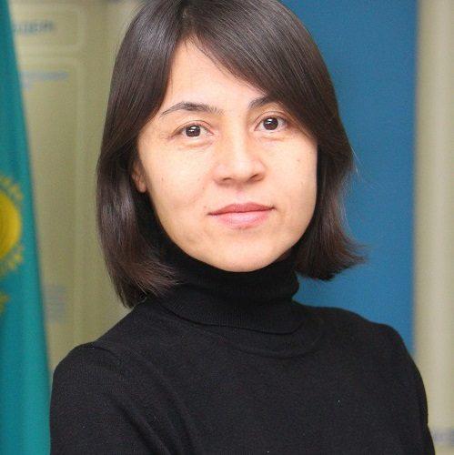 Сулейменова Гульнара Гиззатовна