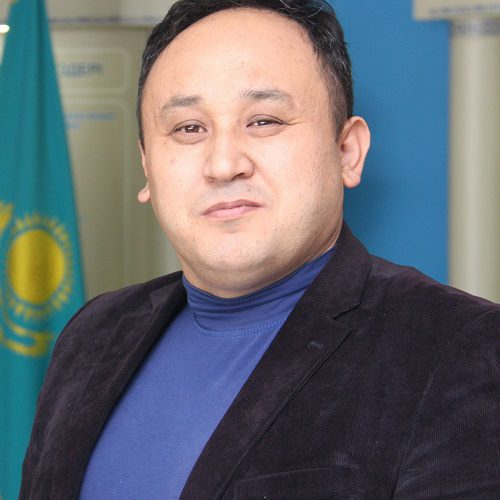 Телеубаев Маулен Токдалиевич