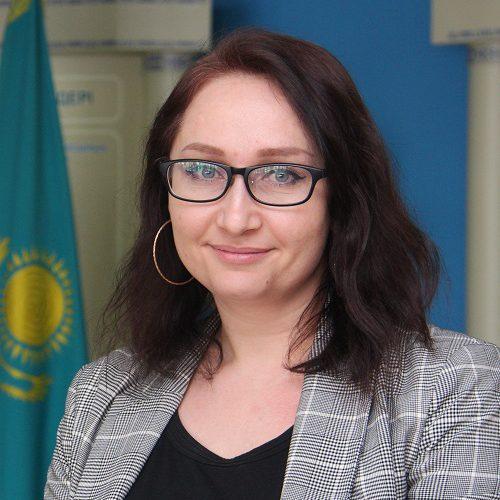 Кротова Анастасия Сергеевна