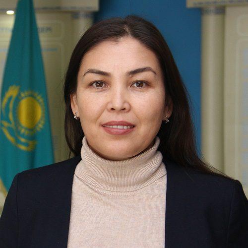 Әміртай Эльмира Төлебайқызы