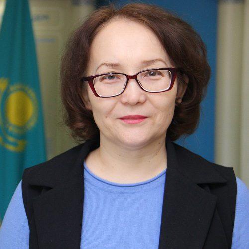 Ахметкулова Багдаш Нурланкуловна