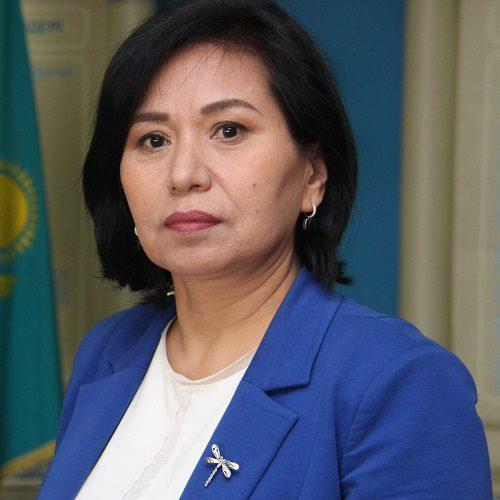 Асанова Орынкул Нургазиевна
