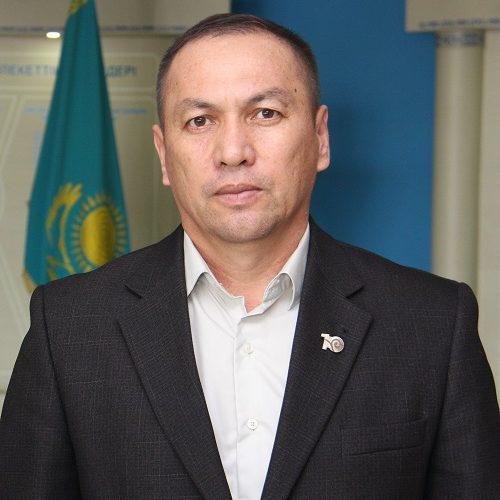 Есмағамбетов Дәулет Шакуалиевич