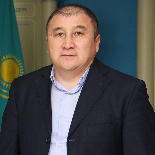 Сарсембаев Еркен Курманович