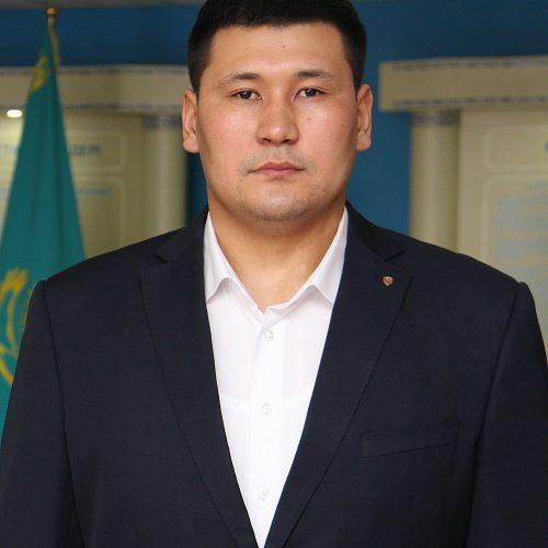 Тажибаев Дархан Дуйсеханович
