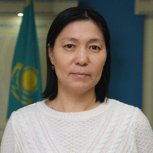 Айменбетова Қарлығаш Турлыбаевна