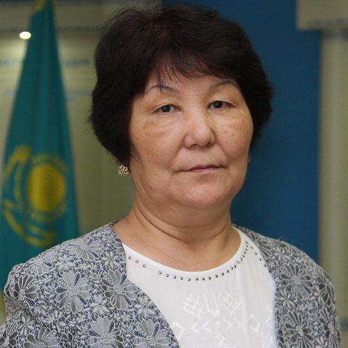 Арпабекова Шынаркуль Умиртаевна