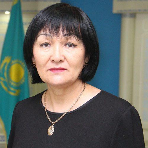 Шаяхметова Гульнар Алшановна