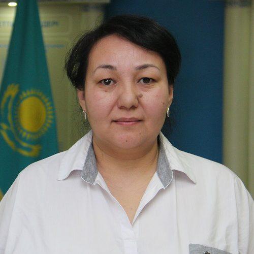 Тлеубаева Алмагуль Сериковна