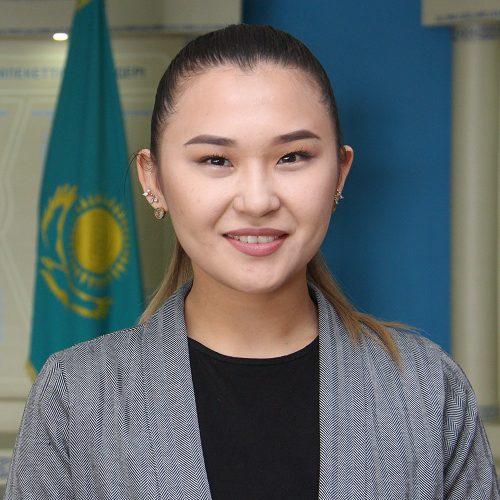 Зейнолла Акбота Ерлановна