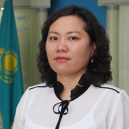 Жакамбаева Сандугаш Дюйсеновна